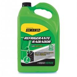 Refrigerante verde galón